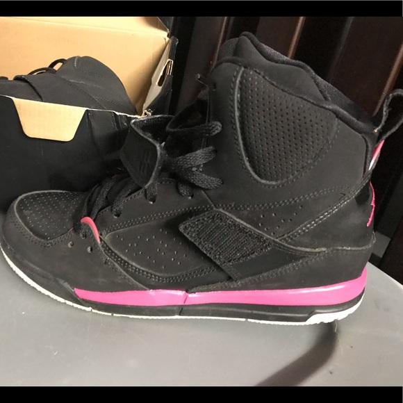 online store a3d77 4fe22 Girl Jordan shoes size 3